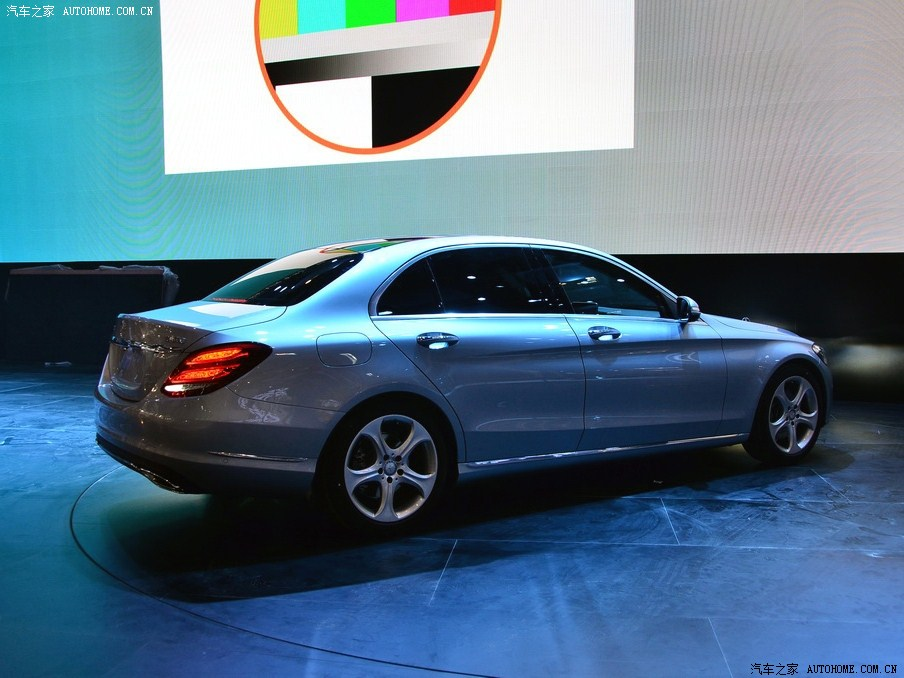 Chinese mercedes benz c class long breaks cover before for Mercedes benz china