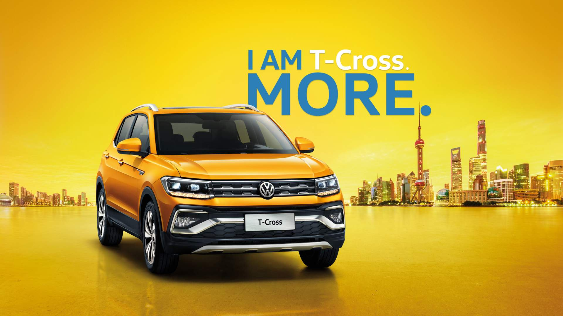 2019 volkswagen t cross starts at 17 975 eur order books. Black Bedroom Furniture Sets. Home Design Ideas