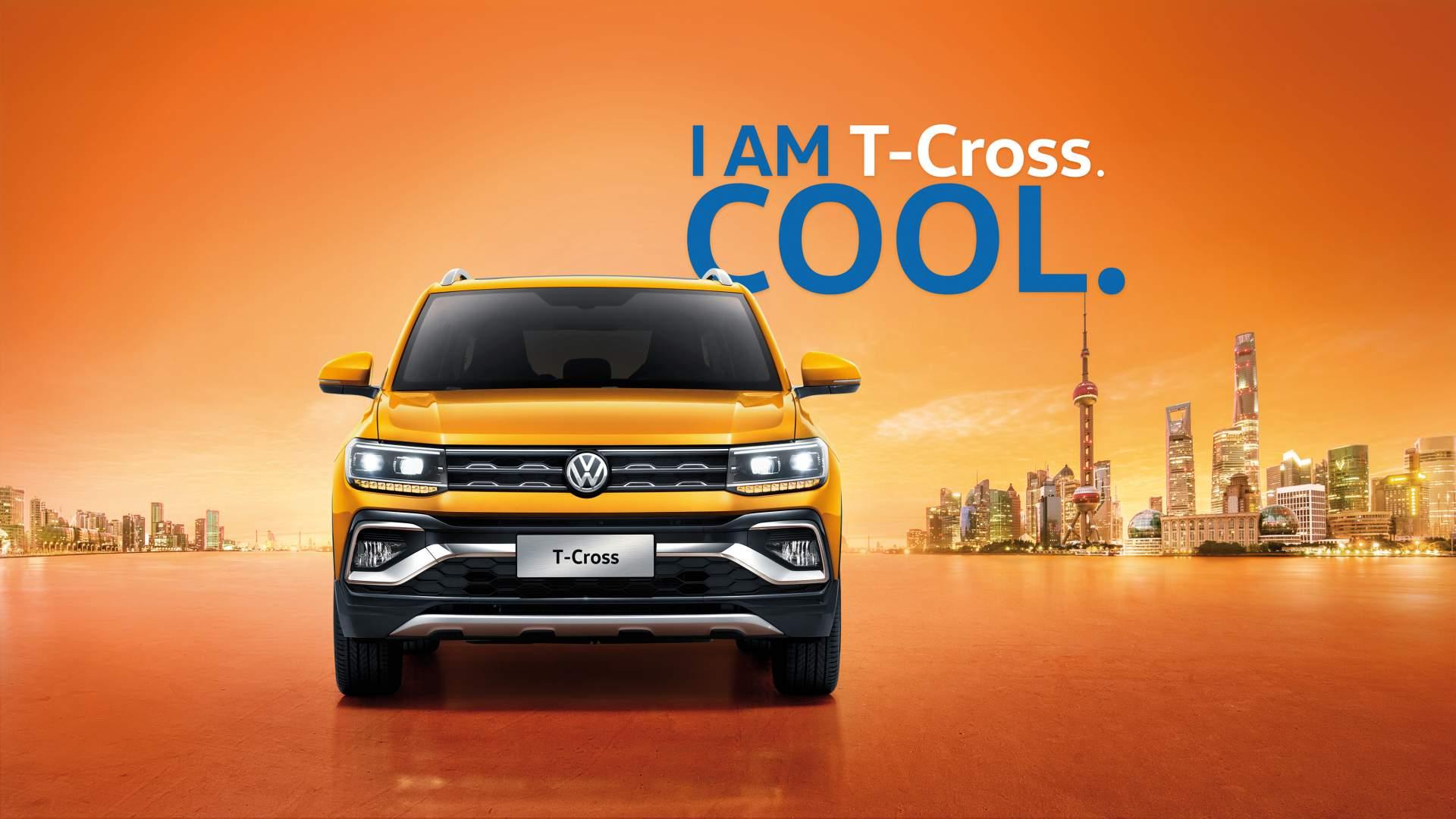 2019 Volkswagen T-Cross Starts at 17,975 EUR, Order Books Open - autoevolution