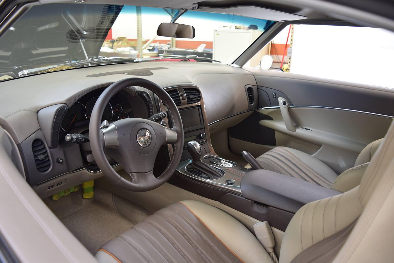 Chip Foose S 1965 Impala Quot Imposter Quot Is A Corvette In
