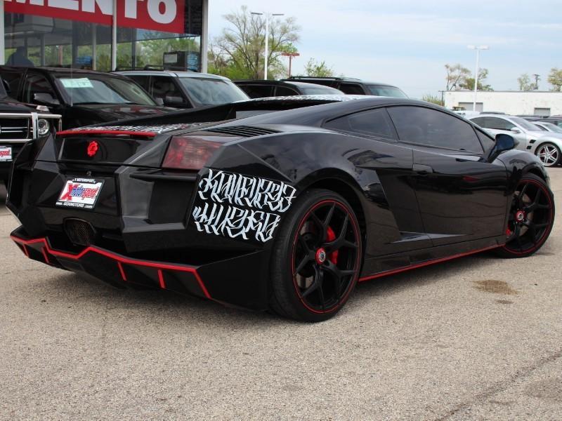 Chris Brown Is Selling His Lamborghini Gallardo Wrapped