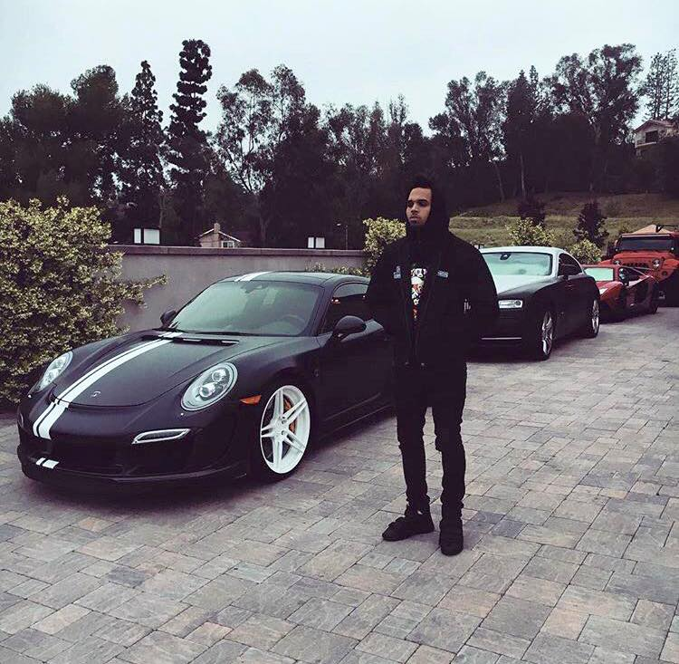 Chris Brown's Porsche 911 Turbo Has the Topcar Stinger Kit ...
