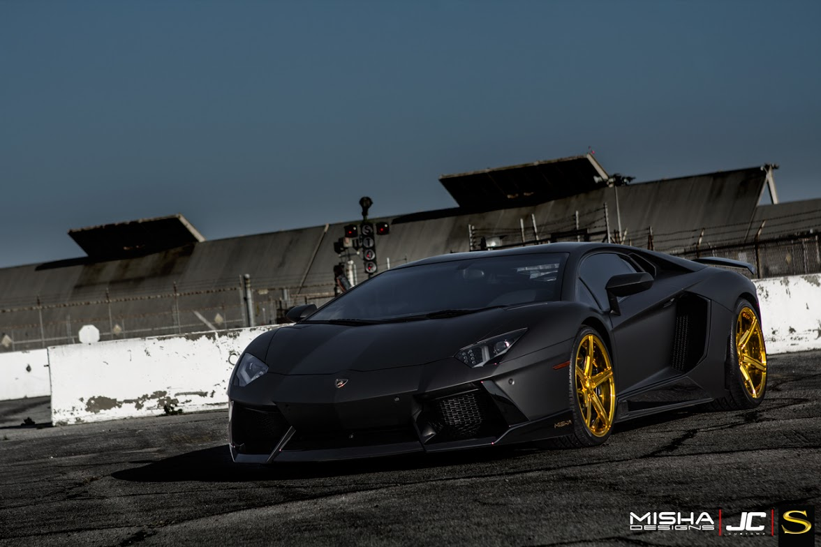 Chris Brown Turned His Lamborghini Aventador Into The