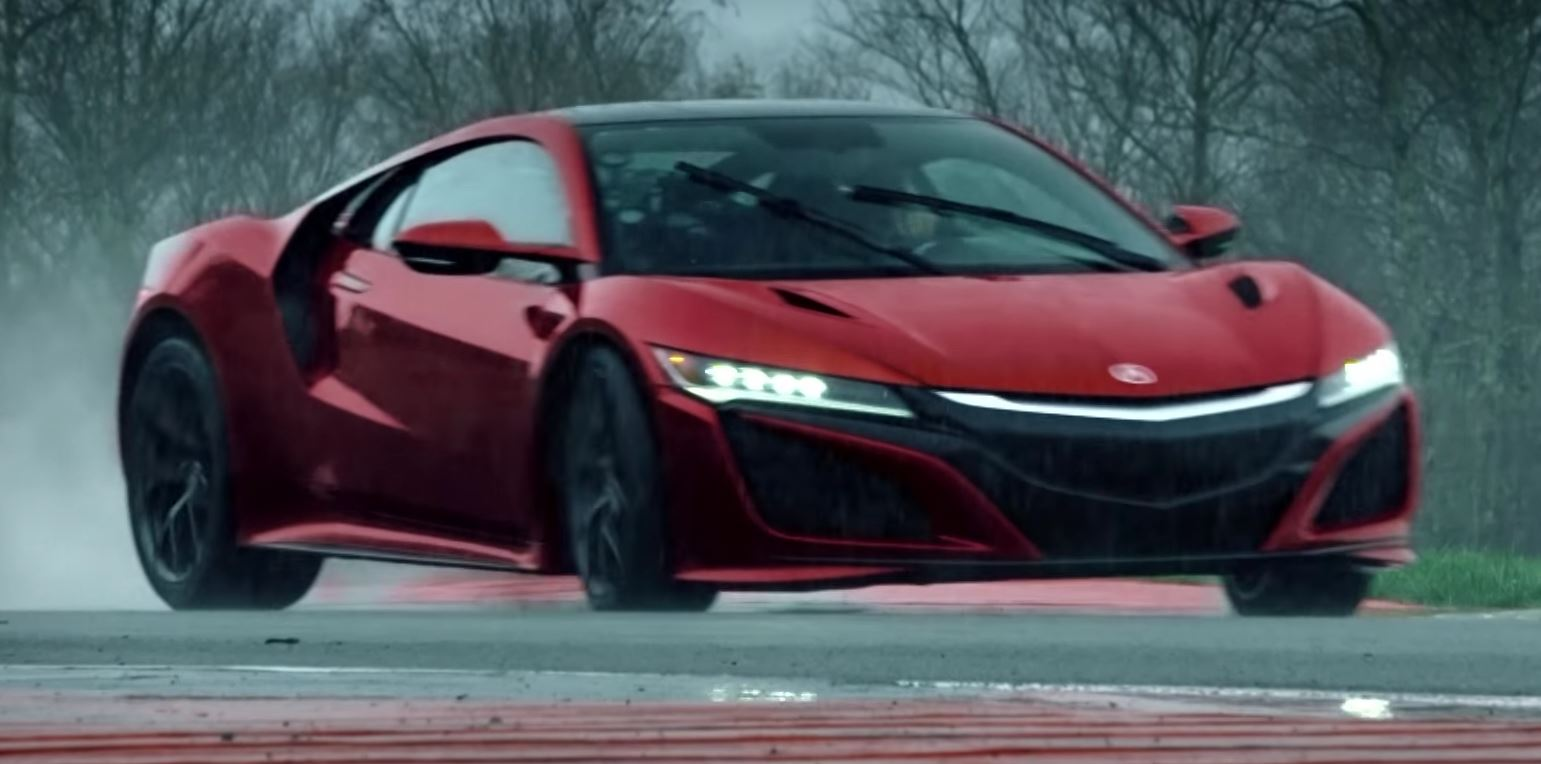 2015 Acura Tlx Tech >> Acura Releases New Tech Details About the 2016 NSX ...