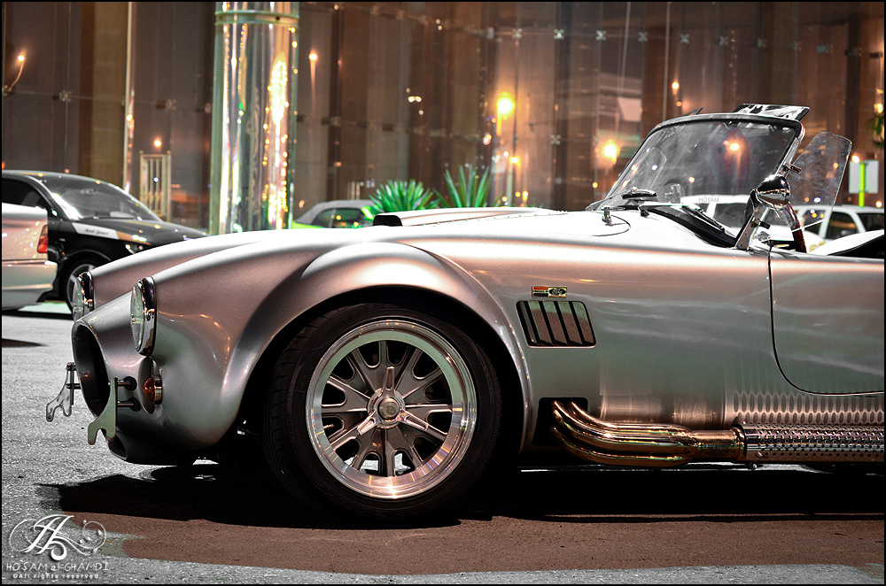 Chromed Ac Cobra In Saudi Arabia Autoevolution