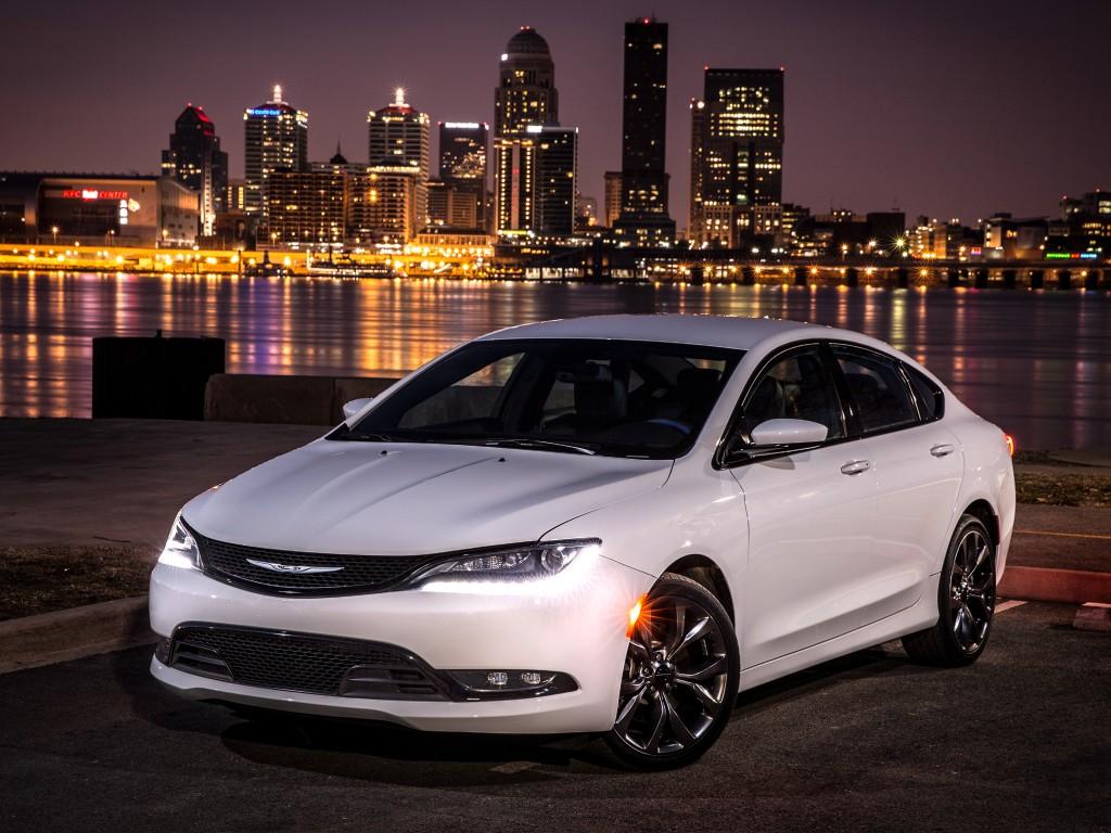 Chrysler Stops 200 Production Retooling For 2018 Ram 1500