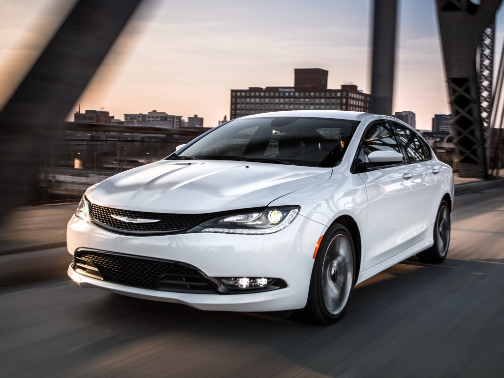 Chrysler on 2015 chrysler 200