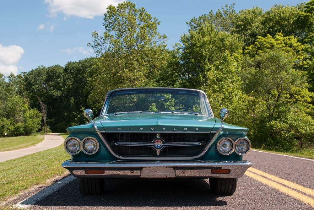 1963 Chrysler 300 Indy 500 Pace Setter Up For Sale Autoevolution