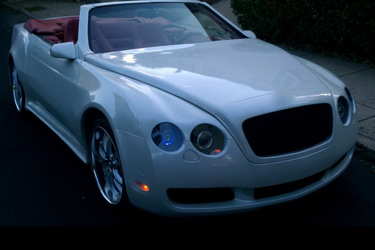 Chrysler Based Bentley Replica Is A Car For Posers