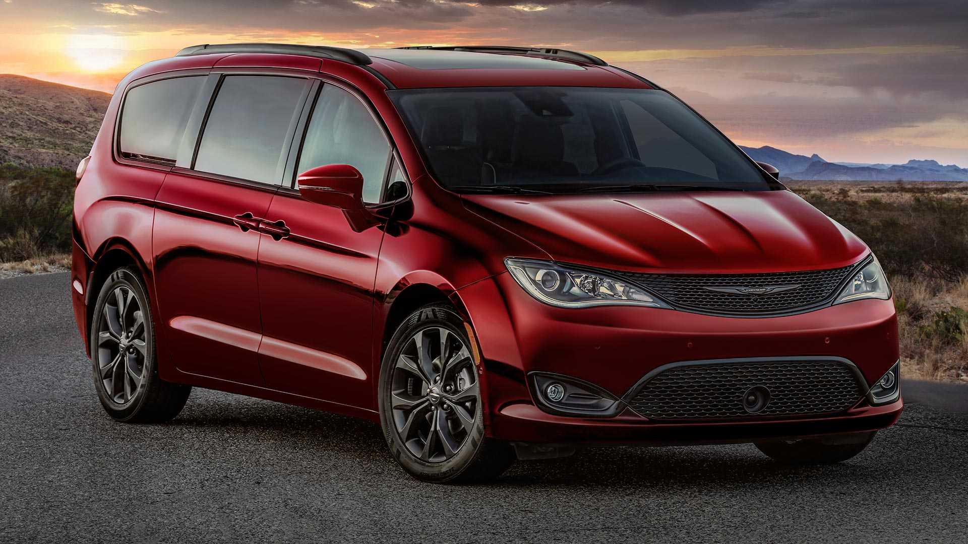 Chrysler Celebrates Years Of Minivans At Chicago Auto Show