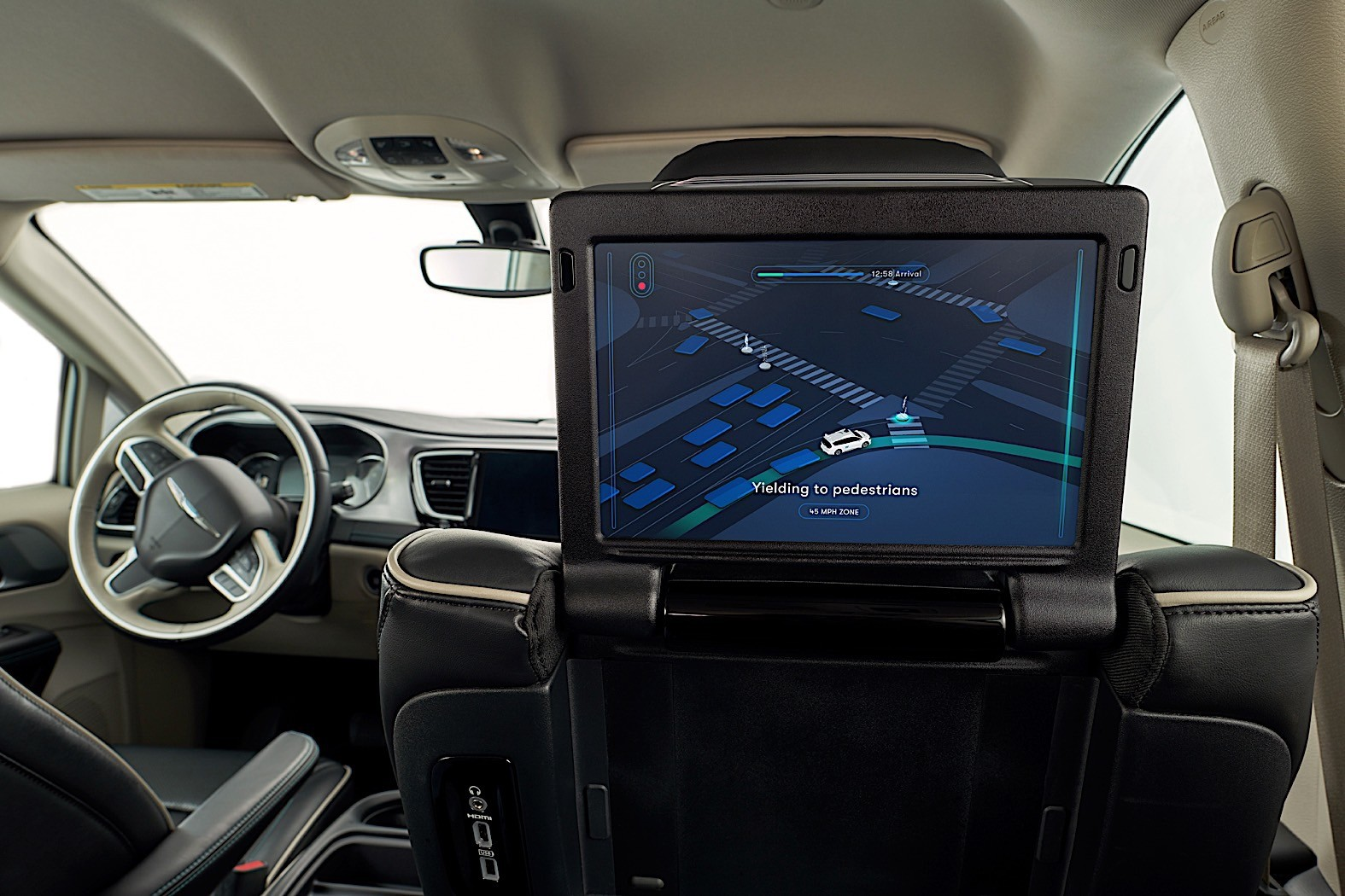Driverless Car Waymo Ordered Thousands of MiniVans from Fiat Chrysler
