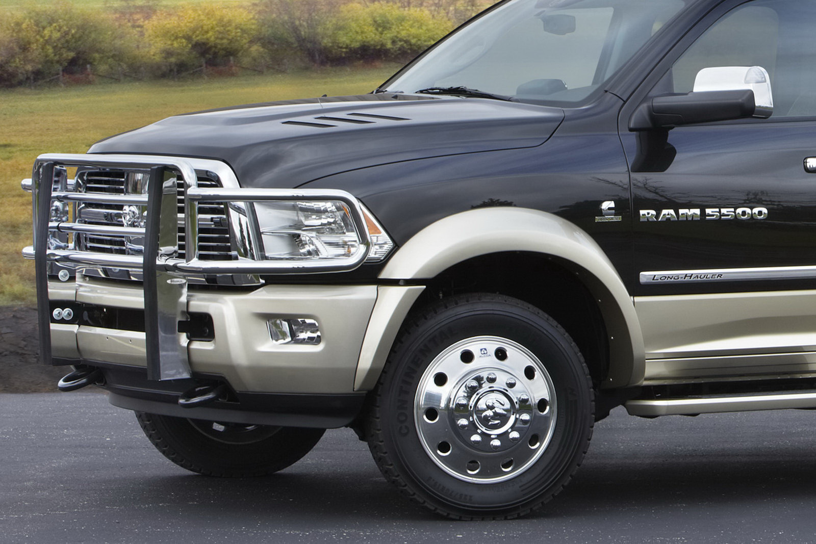 Chrysler reveals ram long hauler concept autoevolution for 5500 3