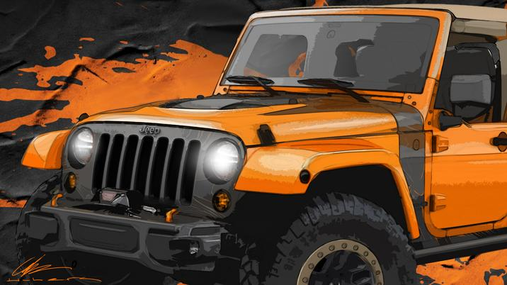 Lifted Jeep Cherokee >> Chrysler Teases Moab Easter Jeep Safari Concepts - autoevolution