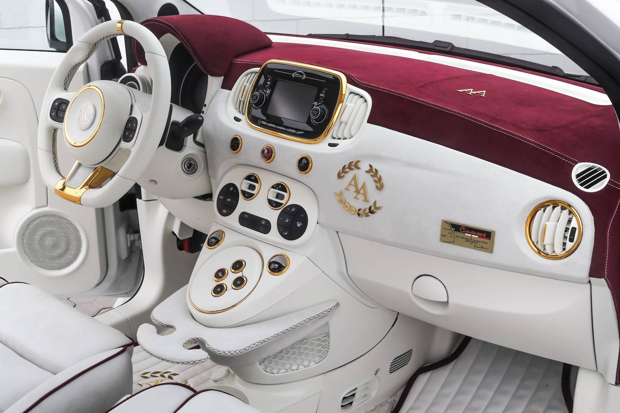Fiat 500 Details Auto Express