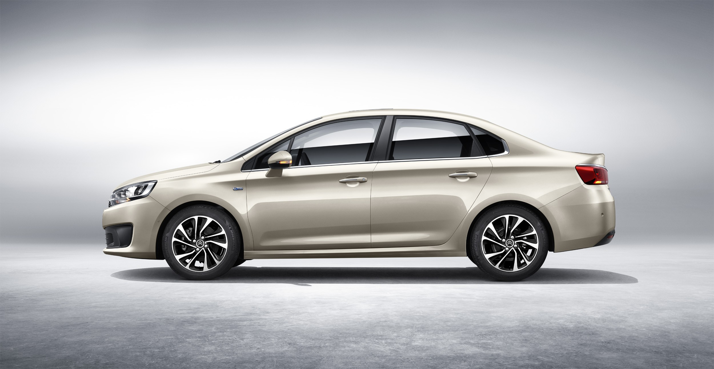 Dongfeng Group Ltd Citroen And Dongfeng Reveal All New C Sedan