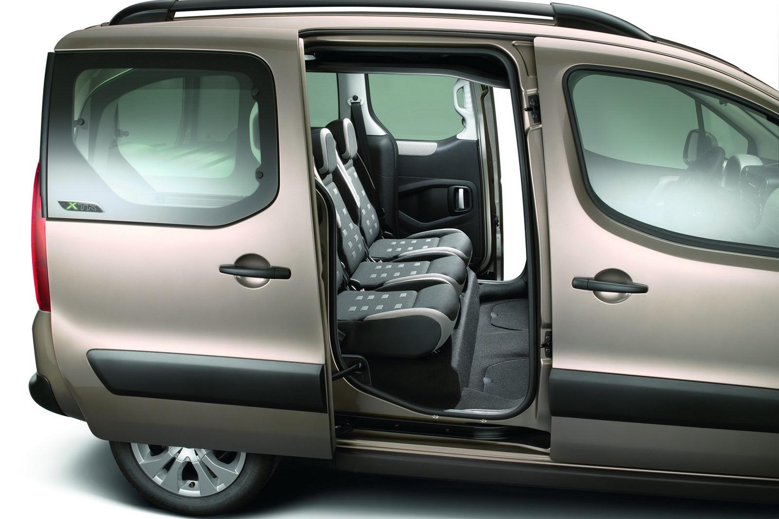 citroen berlingo and dispatch get 2012 facelift autoevolution. Black Bedroom Furniture Sets. Home Design Ideas