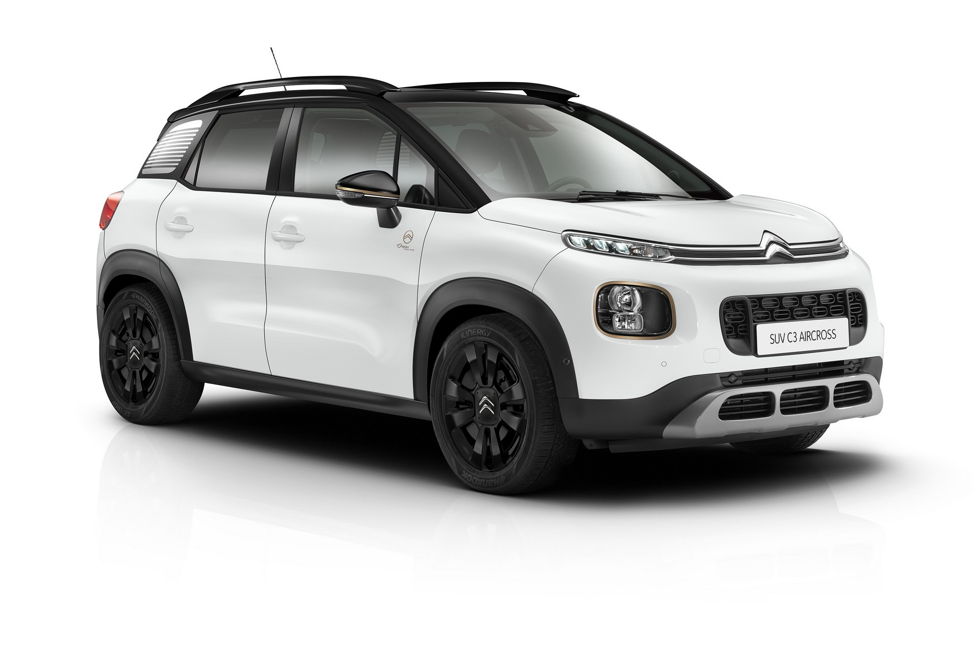 citroen c1 c3 aircross join the origins collector 39 s edition autoevolution. Black Bedroom Furniture Sets. Home Design Ideas