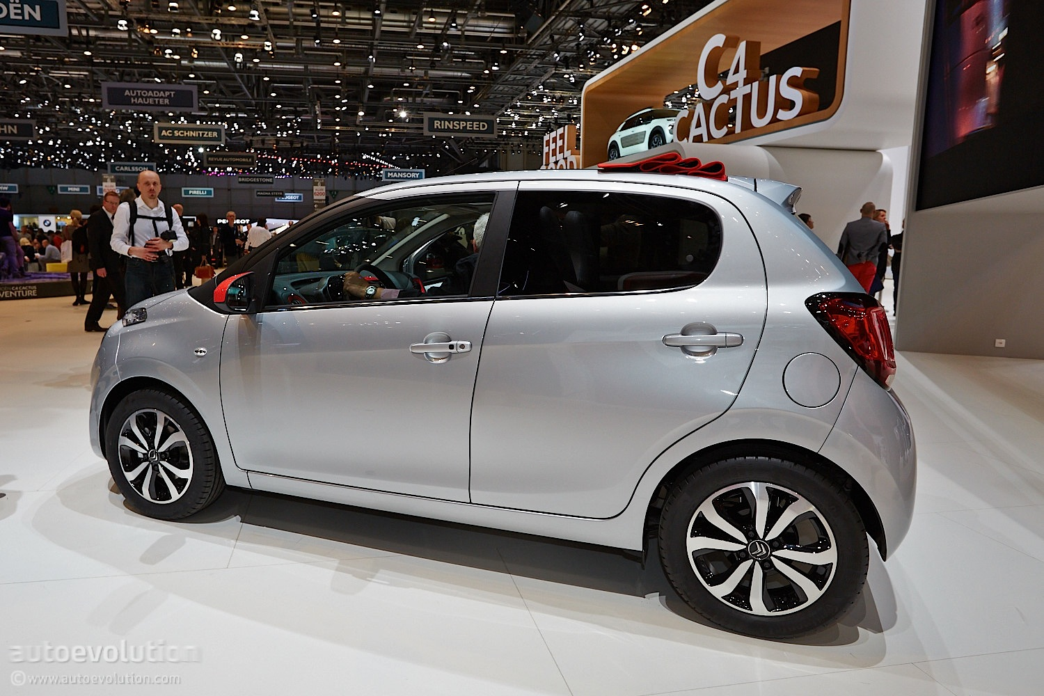 Kia Of Union City >> Citroen C1 Marks Return to Form for Small French Cars ...