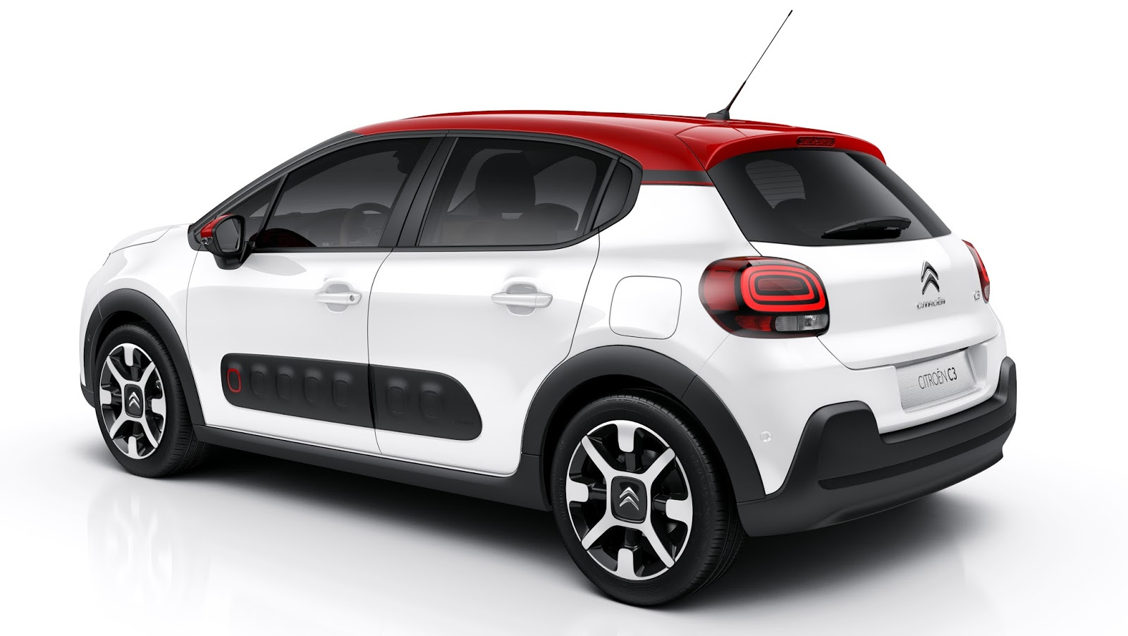 2017 citroen c3 leaks ahead of official reveal looks like a smaller c4 cactus autoevolution