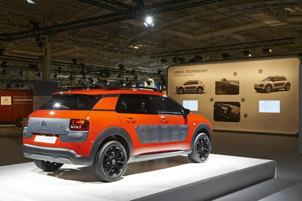 Citroen C4 Cactus Has The Spirit Of The 2cv Real Life
