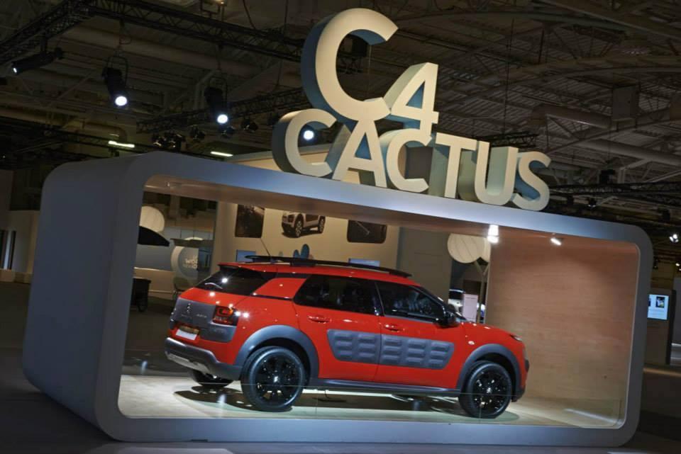Citroen C4 Cactus Has The Spirit Of The 2cv Real Life Photos Autoevolution