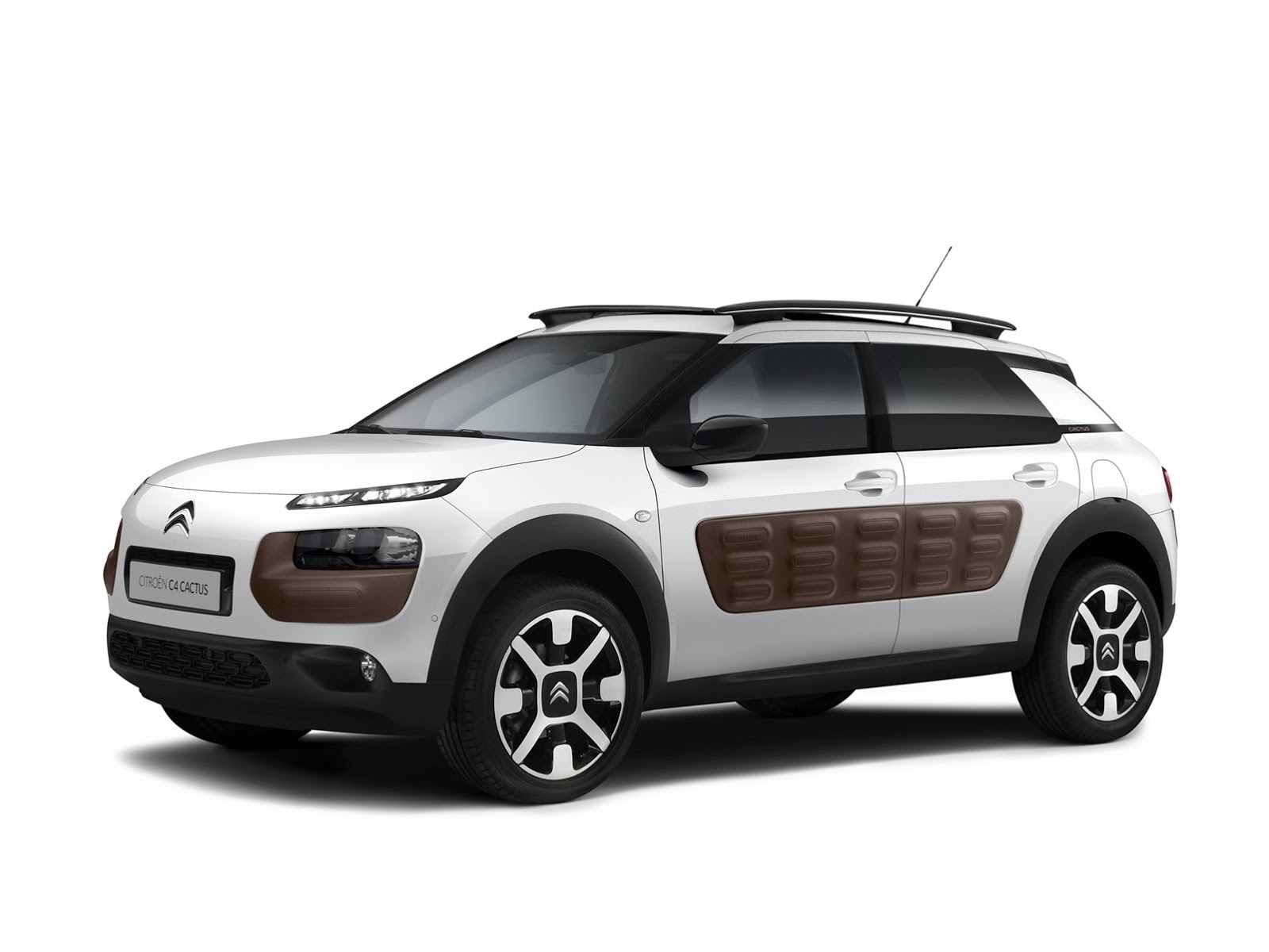 Citroen C4 Cactus Interior and Exterior Photos Leaked ...