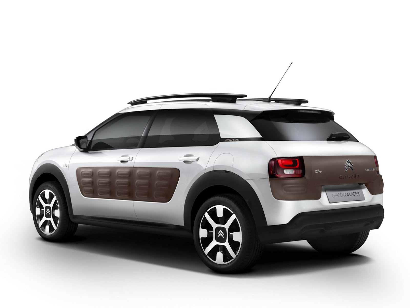 citroen c4 cactus interior and exterior photos leaked. Black Bedroom Furniture Sets. Home Design Ideas