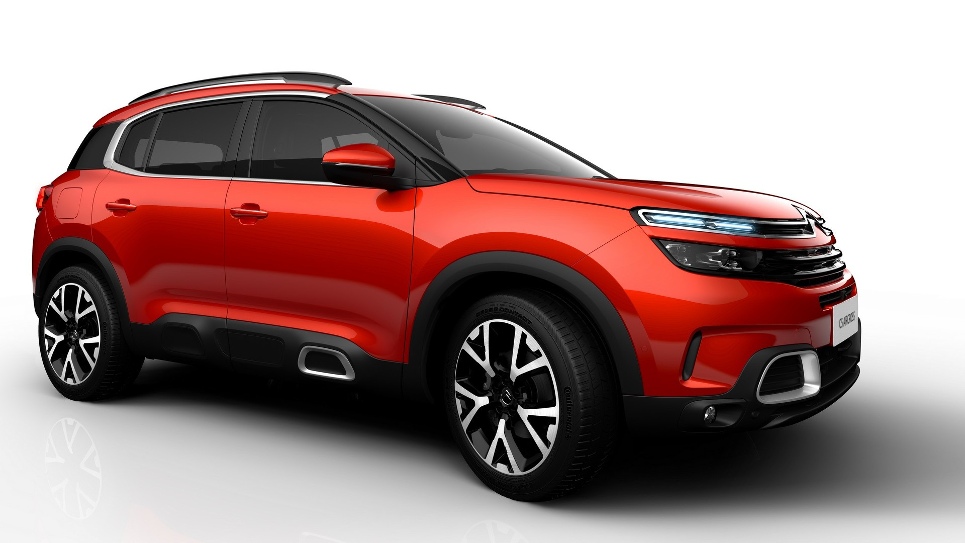 citroen debuts all new c5 aircross dubbed most comfortable suv of its time autoevolution
