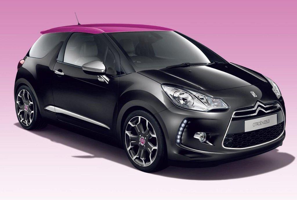 Hyundai Saint Laurent >> Citroen DS3 Gets New Optional Vibrant Colors - autoevolution