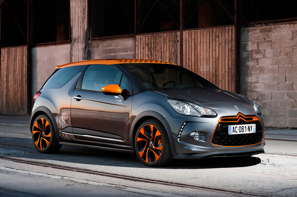 citroen ds3 racing official info and pictures autoevolution. Black Bedroom Furniture Sets. Home Design Ideas