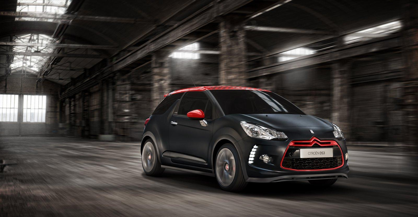 citroen ds3 racing sebastien loeb edition debuting in geneva autoevolution. Black Bedroom Furniture Sets. Home Design Ideas