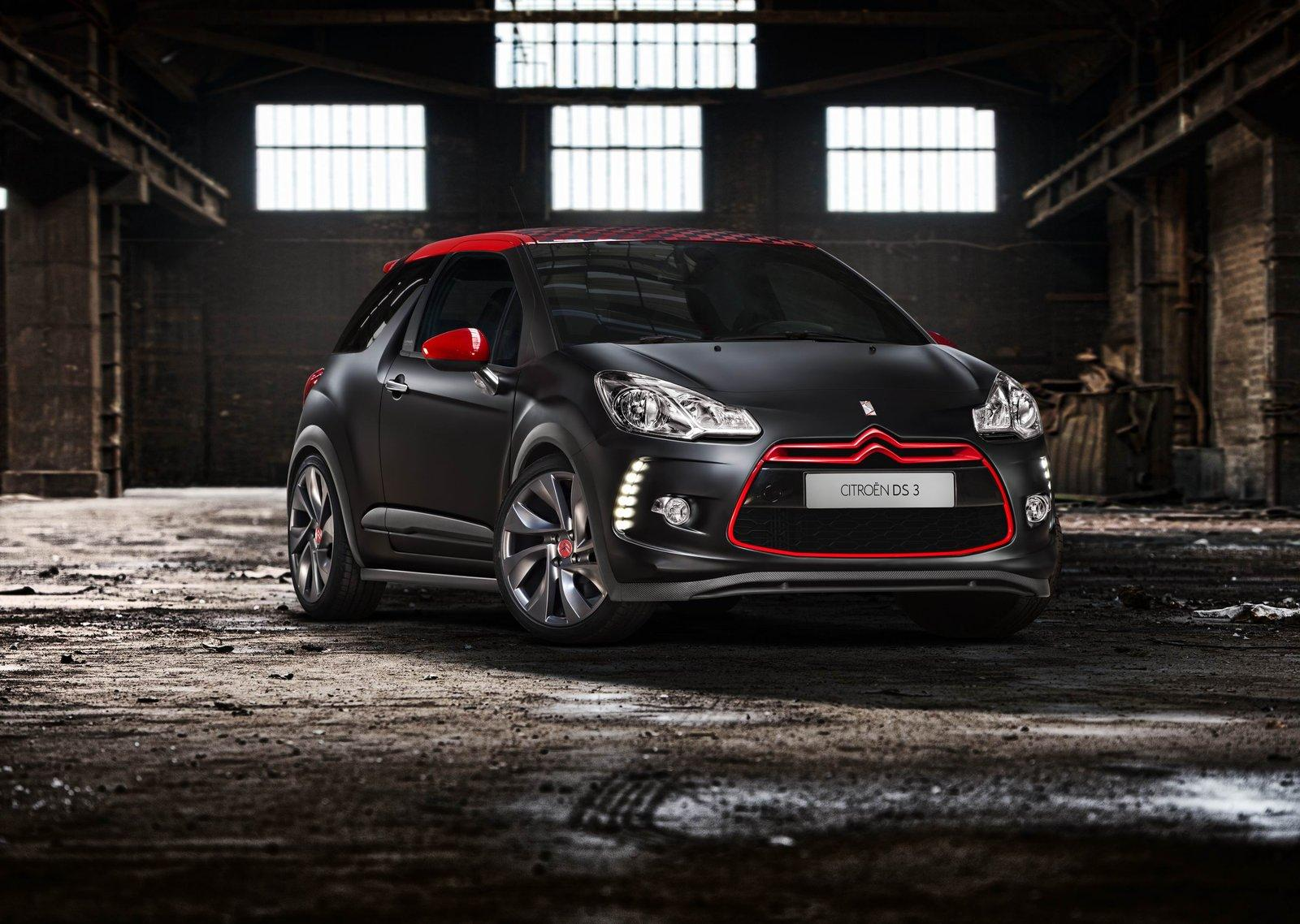 citroen ds3 racing sebastien loeb edition debuting in. Black Bedroom Furniture Sets. Home Design Ideas