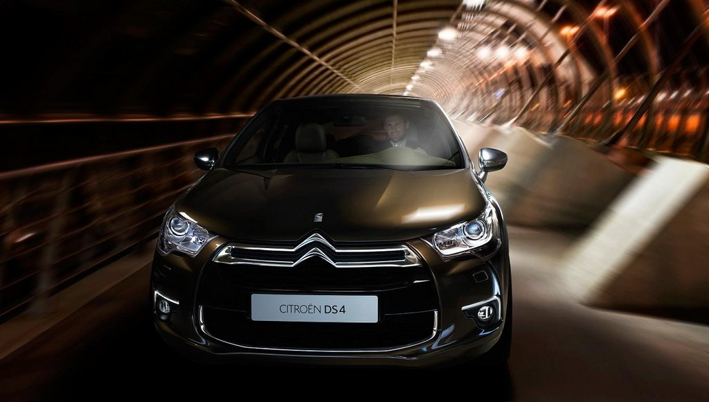 Citroen DS4 Official Info and Pictures Released - autoevolution