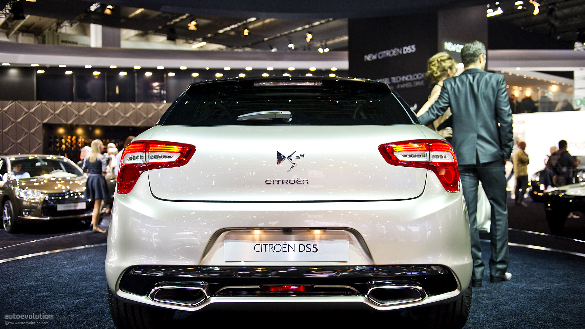 Citroen Ds5 On Sale In Uk Full Pricing Announced