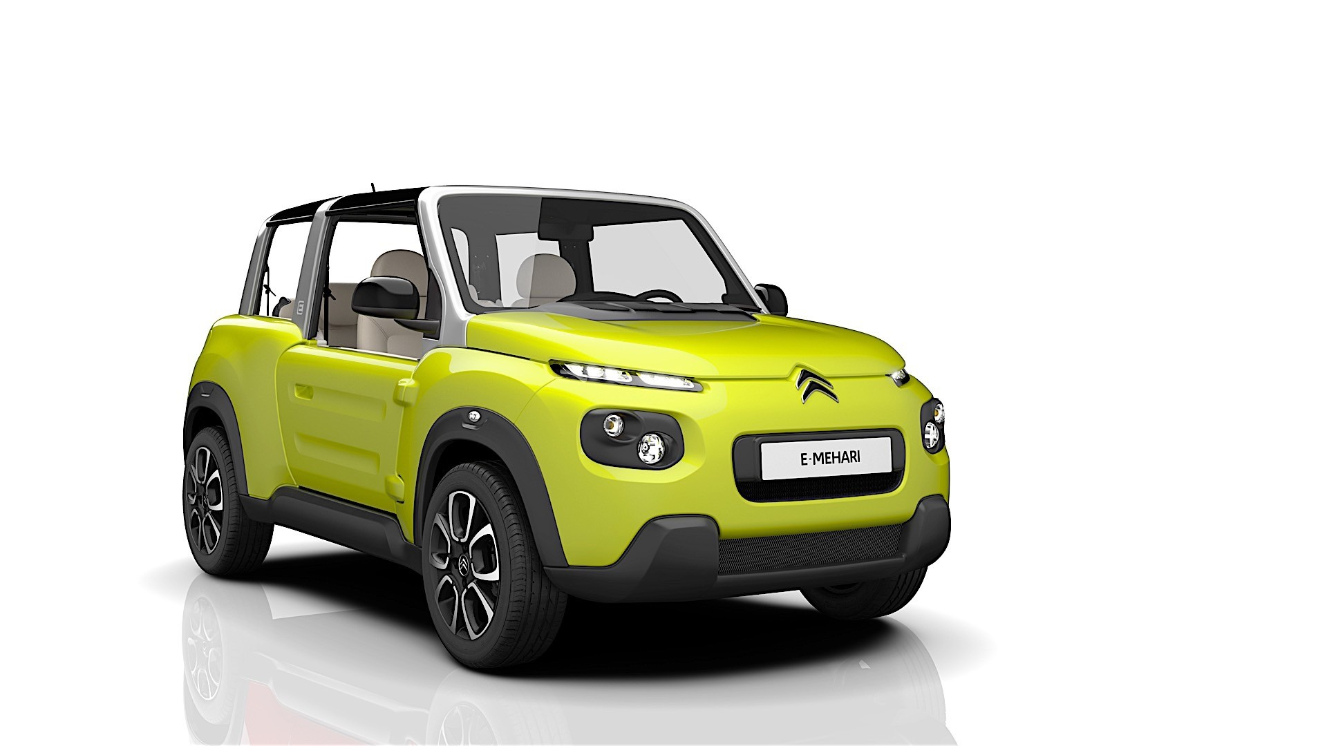 citroen e mehari goes on sale from 25 000 gets a new. Black Bedroom Furniture Sets. Home Design Ideas