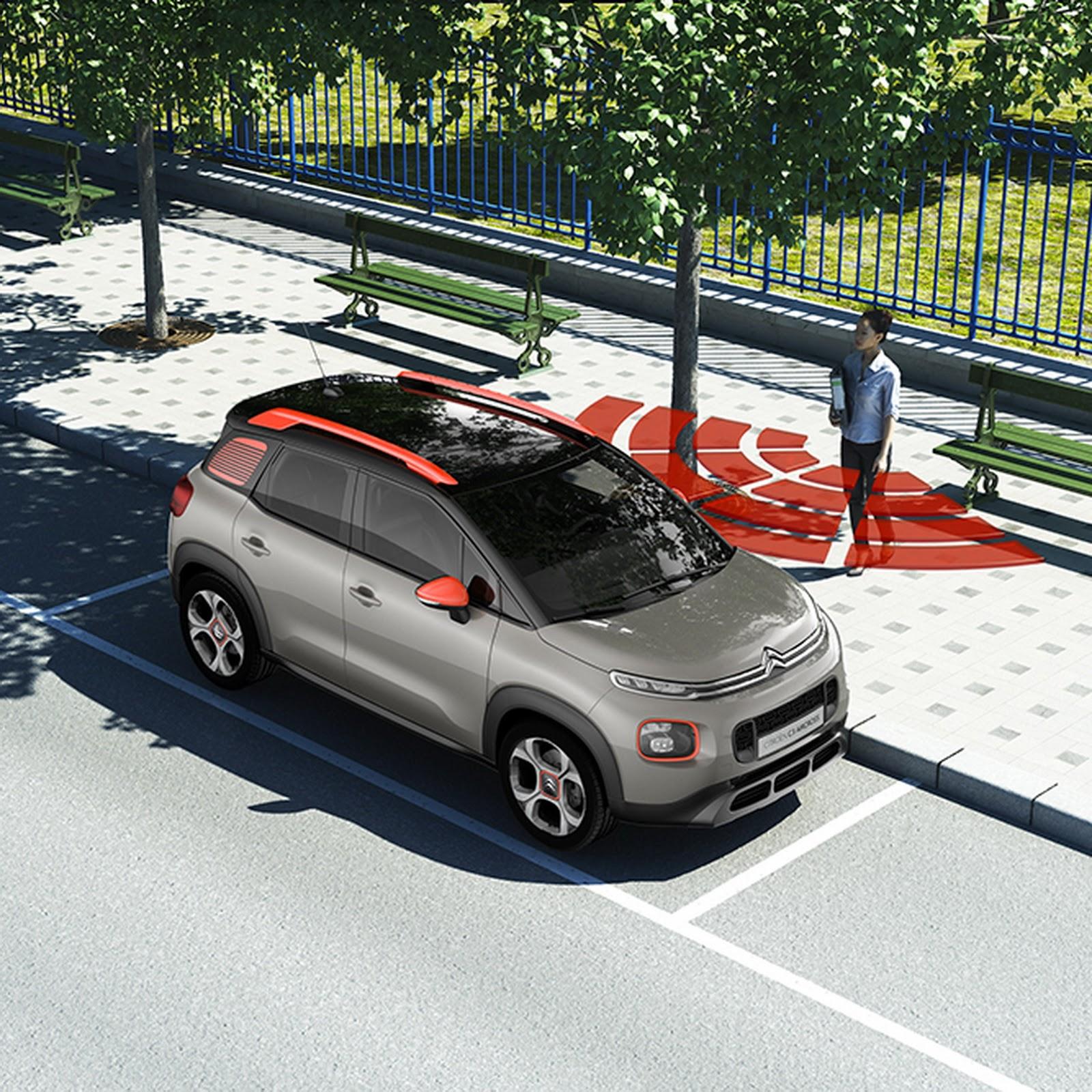 citroen presents c3 picasso replacing c3 aircross autoevolution. Black Bedroom Furniture Sets. Home Design Ideas