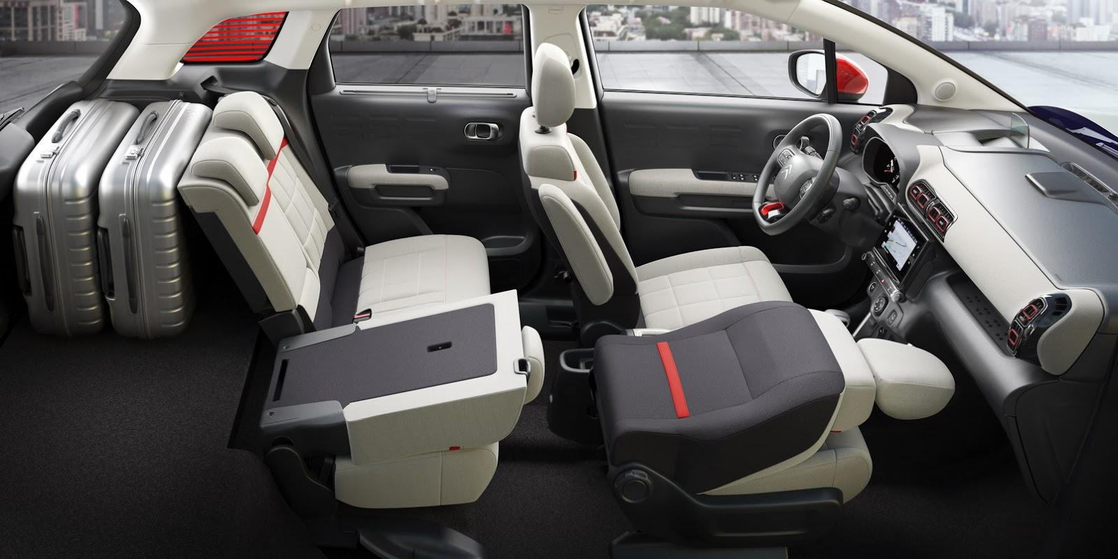 Citroen Presents C3 Picasso-replacing C3 Aircross - autoevolution