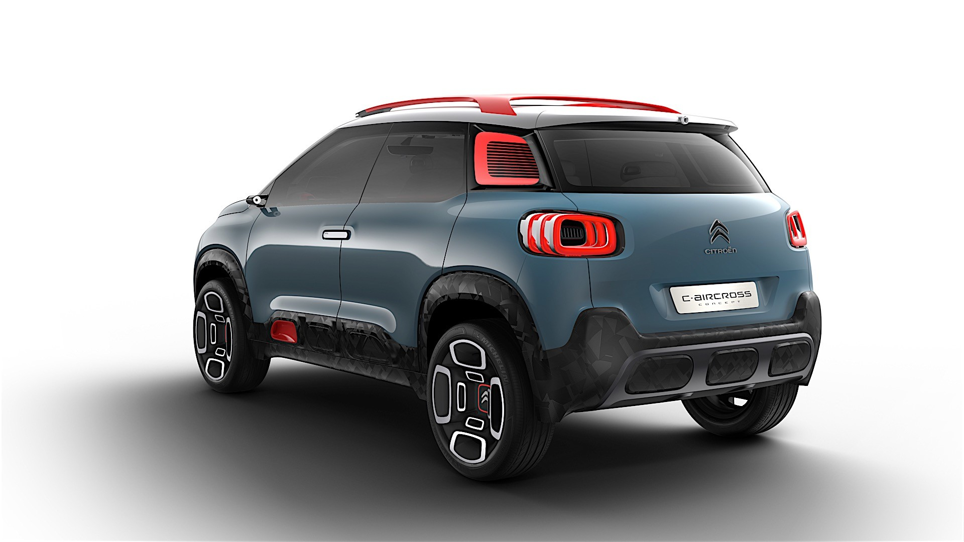 citroen reveals its new vision for compact suvs with c. Black Bedroom Furniture Sets. Home Design Ideas