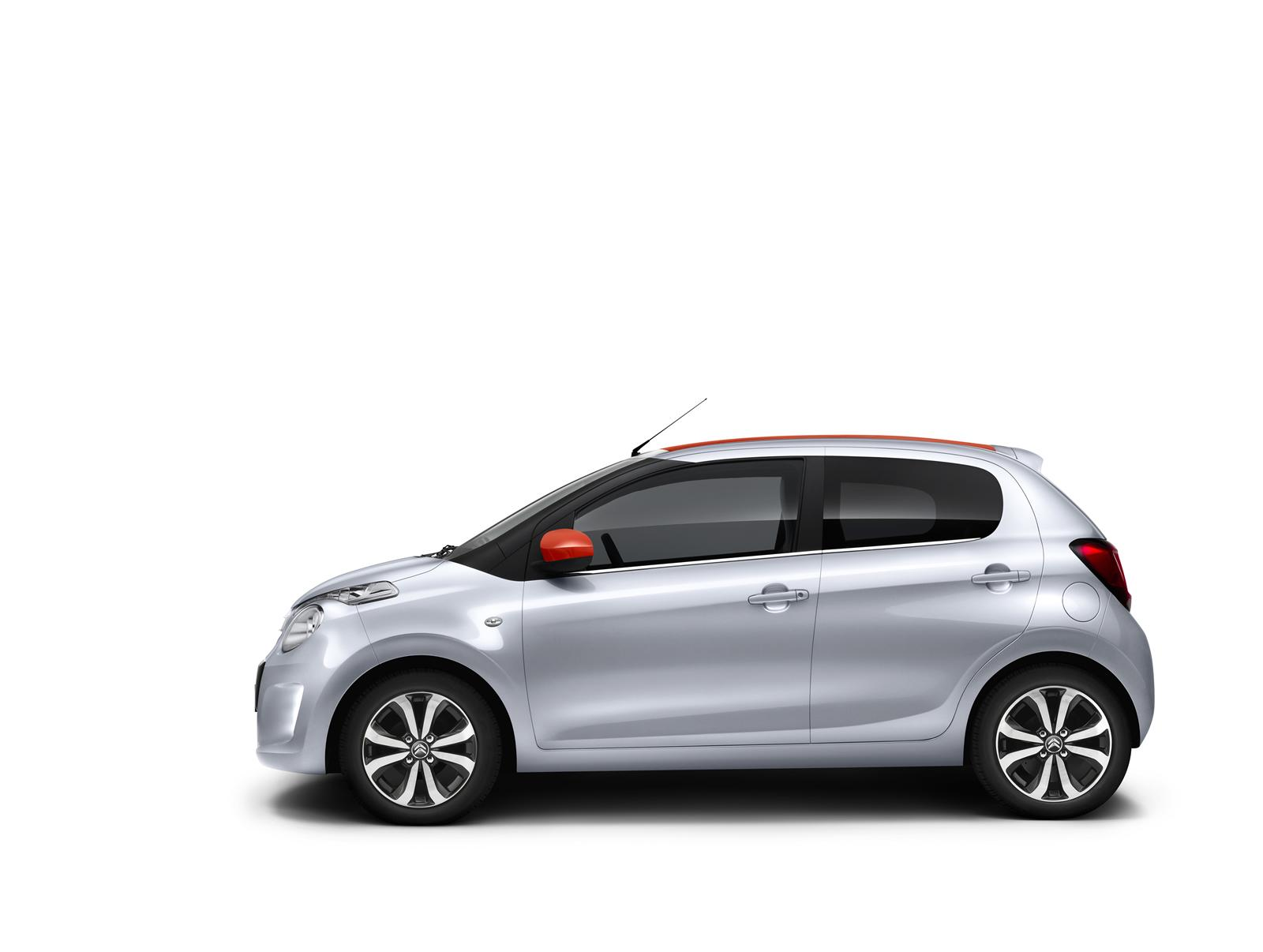 Citroen Reveals new C1 City Car. Introduces Airscape Open-Top Model