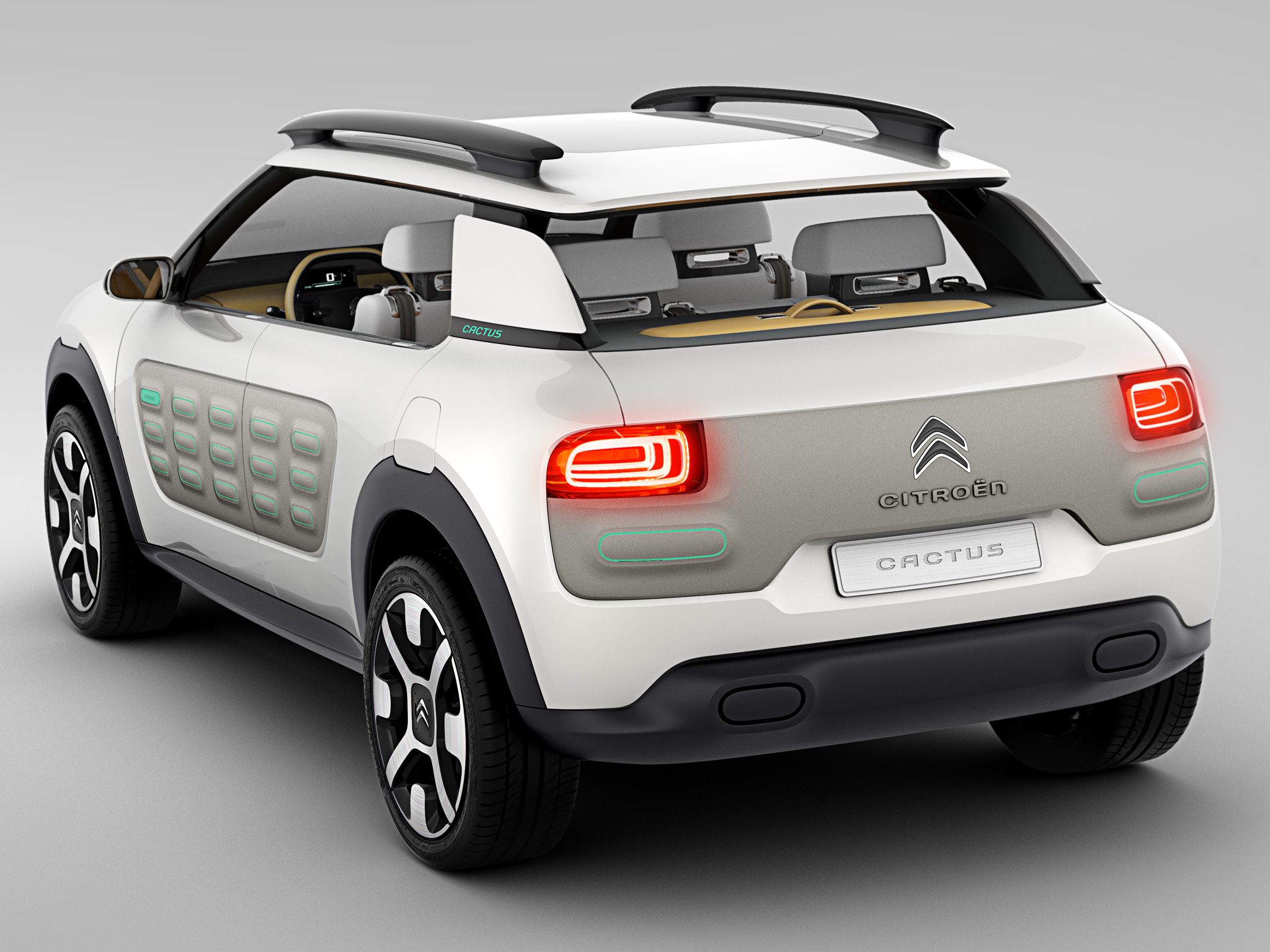citroen reveals new cactus concept ahead of frankfurt 2013 autoevolution. Black Bedroom Furniture Sets. Home Design Ideas