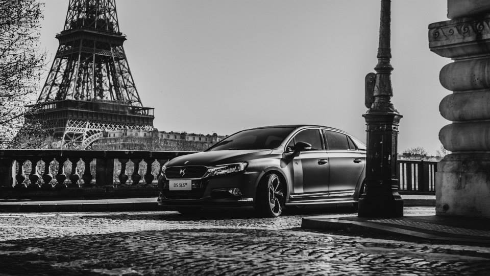 Ds 6wr Is A Beautiful Crossover Suv But Not A Citroen Autoevolution
