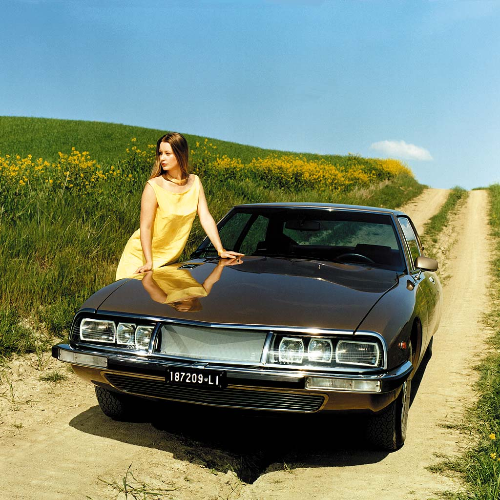 citroen sm relive the glamorous 1970s autoevolution. Black Bedroom Furniture Sets. Home Design Ideas