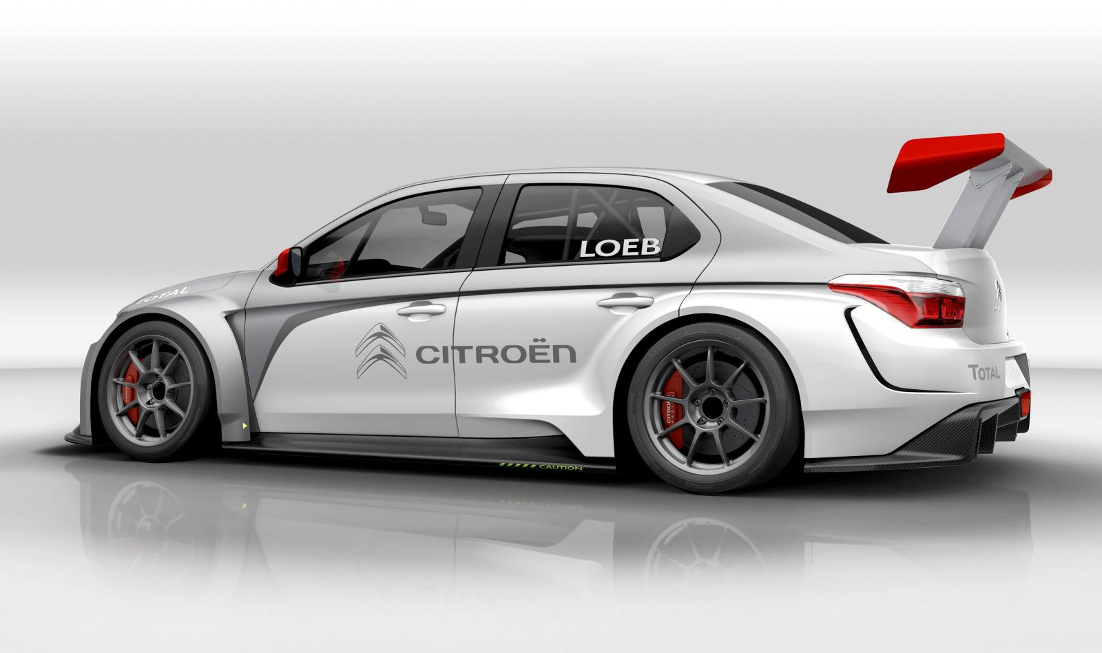 citroen teases c elysee wtcc ahead of frankfurt debut autoevolution. Black Bedroom Furniture Sets. Home Design Ideas