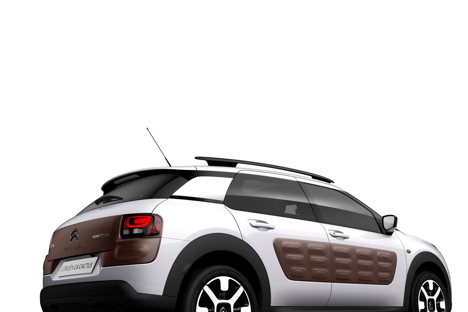 citroen unveils c4 cactus crossover video autoevolution. Black Bedroom Furniture Sets. Home Design Ideas