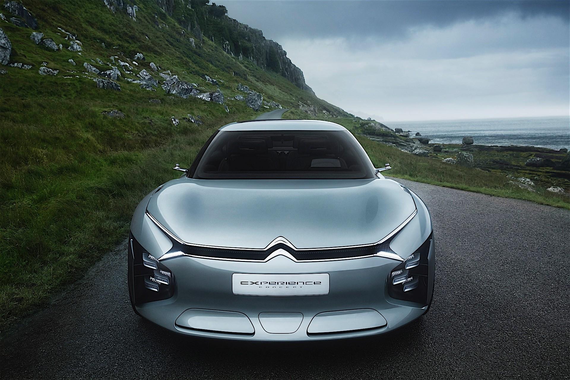 Citroen unveils cxperience concept one month ahead of 2016 paris motor show autoevolution - Paris motor show ...