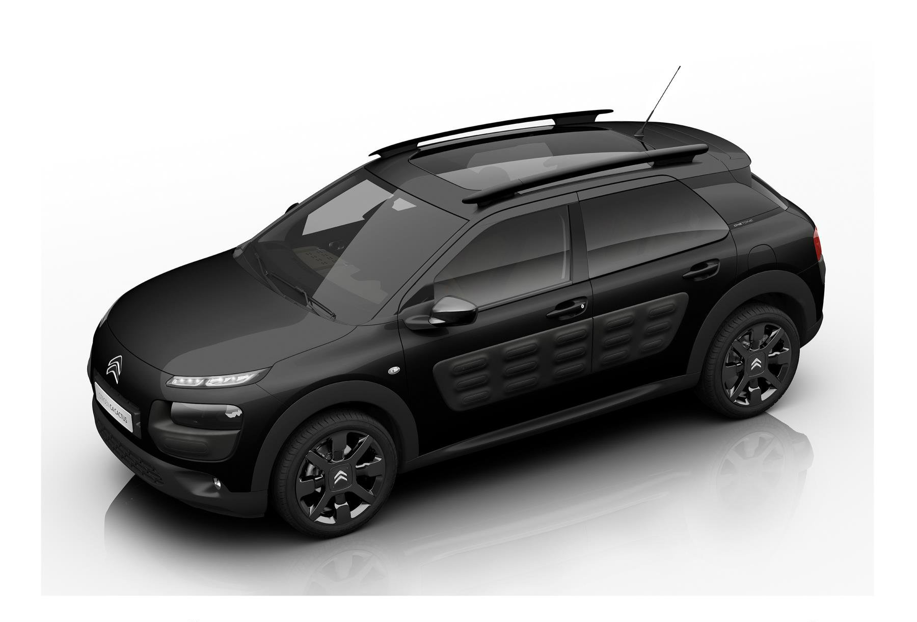 citroen enhances c4 cactus range with onetone version autoevolution. Black Bedroom Furniture Sets. Home Design Ideas