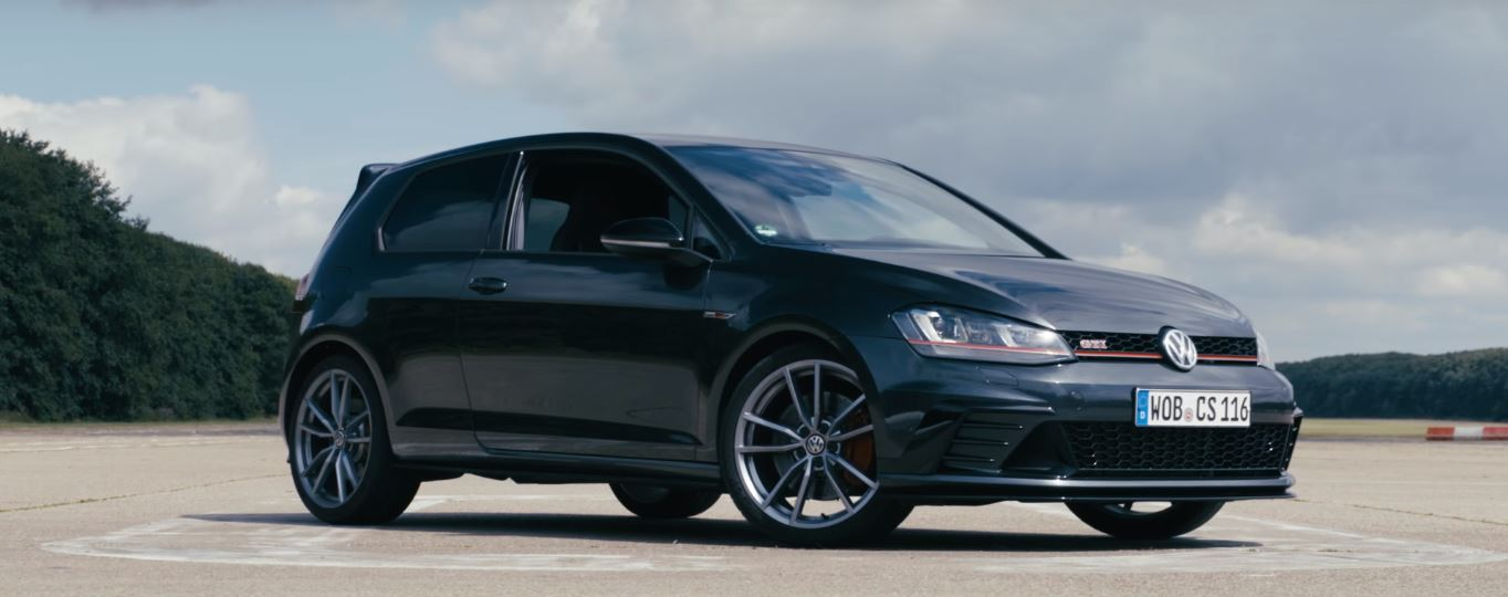 civic type r vs golf gti clubsport s standing mile drag race has stunning finale autoevolution. Black Bedroom Furniture Sets. Home Design Ideas