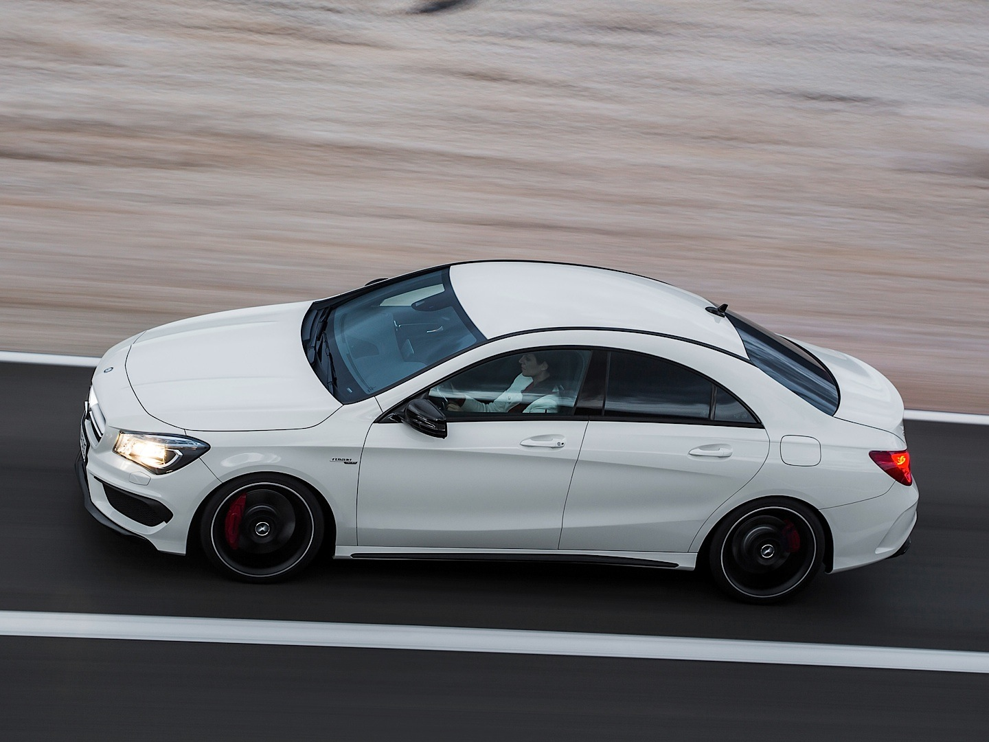 Cla 45 amg is even faster than initial estimates for Where do they make mercedes benz