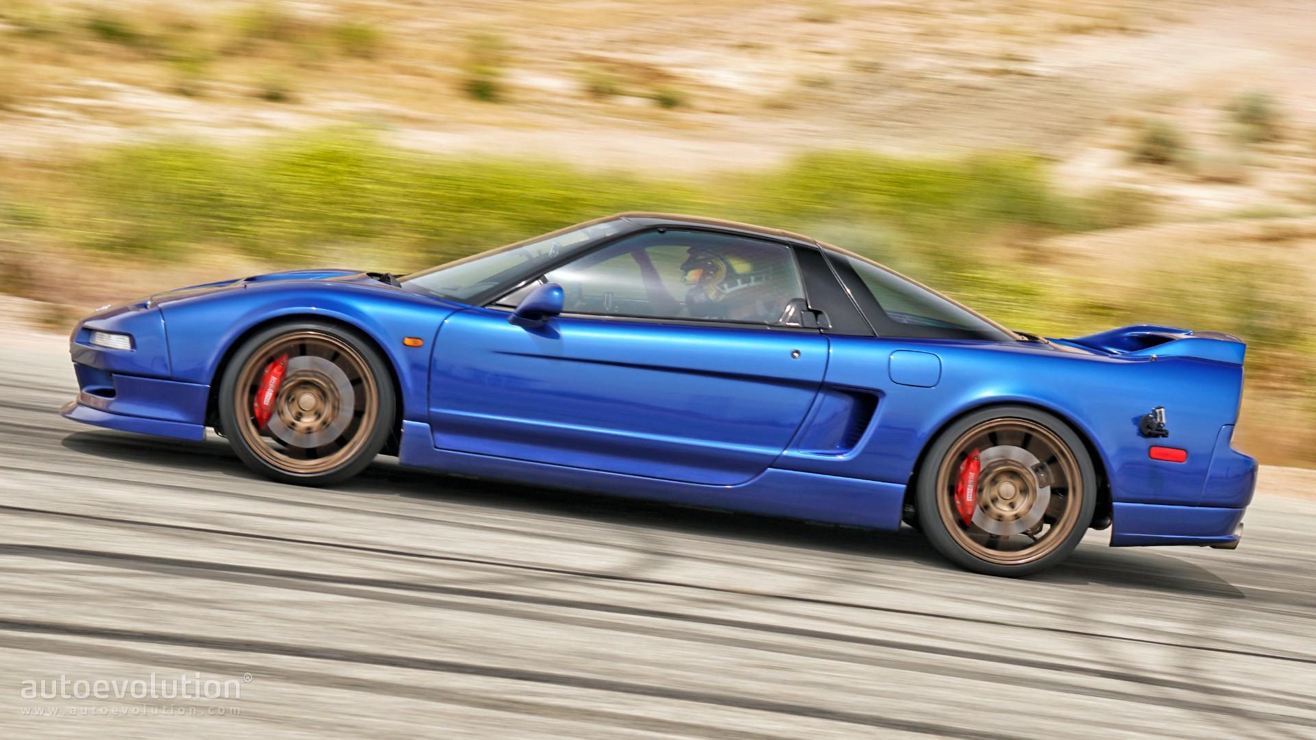 Great ... 1991 Acura NSX ...