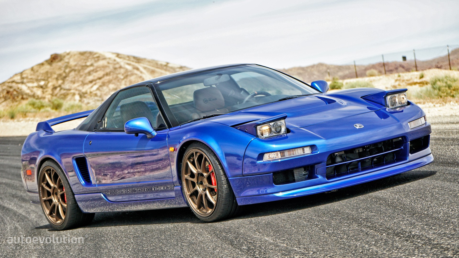 clarion builds resurrects and improves a 1991 acura nsx_13 clarion's newest dashboard marvel is a knockout autoevolution